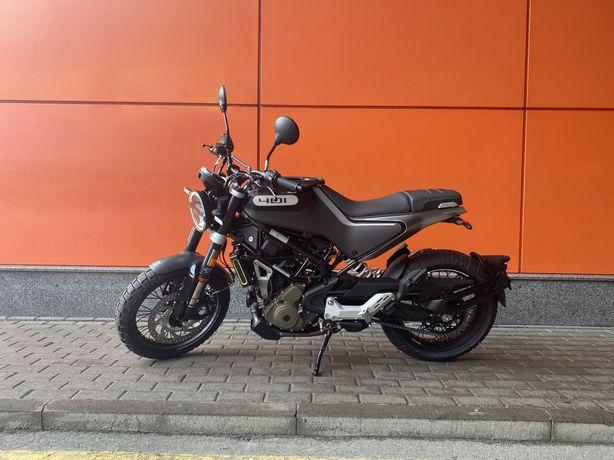 Мотоцикл Husqvarna Svartpilen 401/Scrambler/2021/Гарантія/Документи/