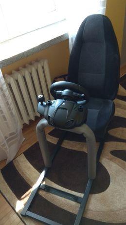 Kierownica Logitech Driving Force GT PC PS3 Fotel