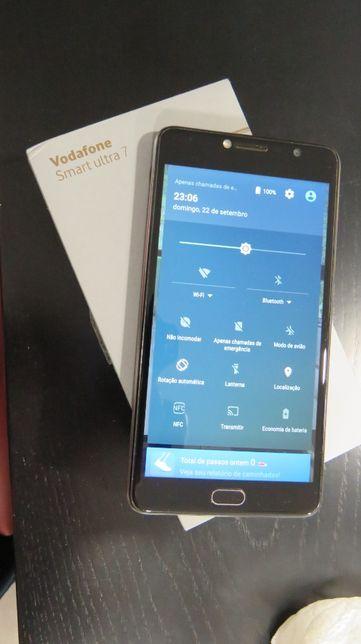 Telemóvel vodafone smart ultra 7
