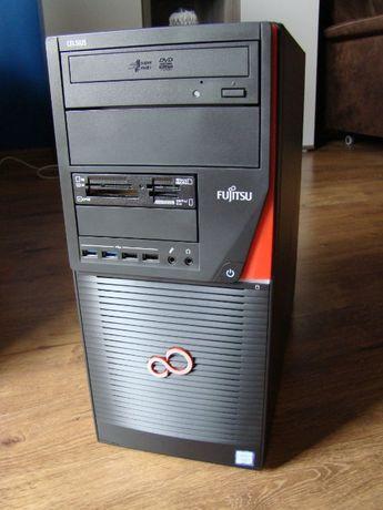 Fujitsu W550n Komputer Stacjonarny i7 SSD NOWY Złącze M.2 Ori Windows