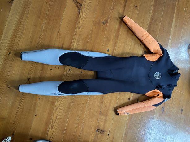 Fato surf rip curl e-bomb Pro 4/3 MS