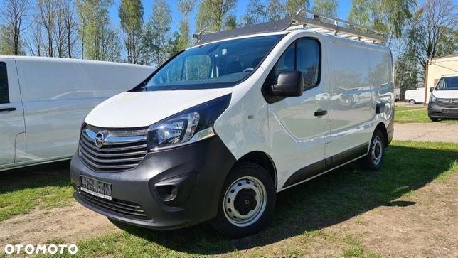 Opel Vivaro 120 KM 2018r. 84 tys.km. Bogate wyposażenie !  Stan idealny! Gwarancja 6 miesięcy !