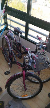 Bicicleta Btwin Poply 500