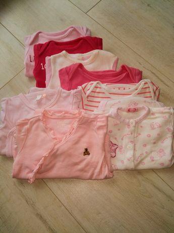 Body dlugi rekaw r56 ubranka dla dziewczynki