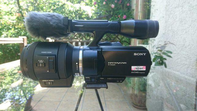 Kamera cyfrowa Sony NEX-VG30E + ob. 18-200