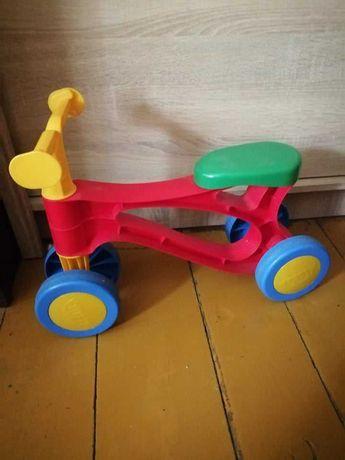 Rower biegowy dzieciecy