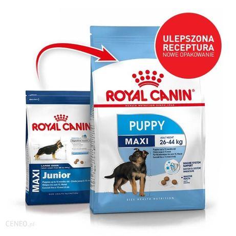 Karma dla psa Royal Canin Maxi Puppy/Junior 15 kg OKAZJA !!!