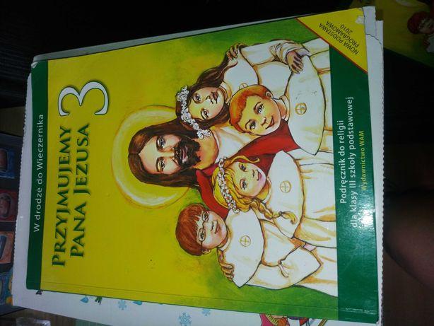 Przyjmujemy Pana Jezusa cz3. Podręcznik do religii dla kl. 3