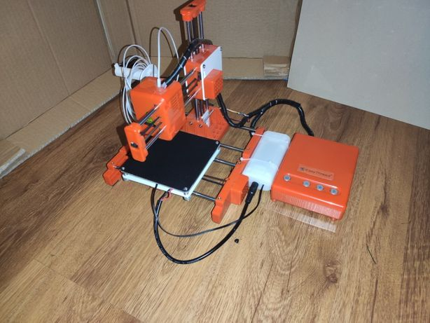 Drukarka 3D EasyThreed X1 Podgrzewany Stół 10x10x10cm + Filamenty