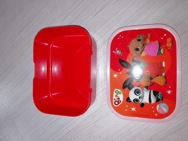 Śniadaniówka, Pojemniki na kanapki dla dziecka (Nowa)