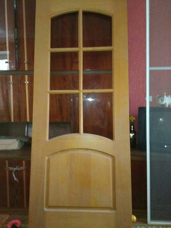 Дверное полотно шпон