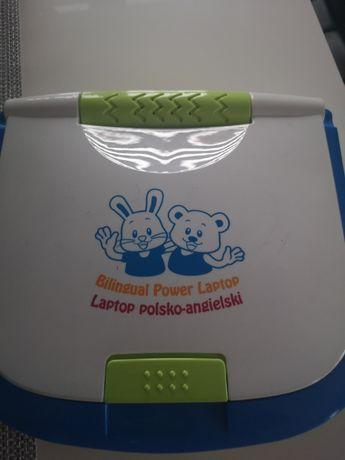 Tablet edukacyjny Polsko angielski