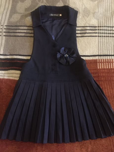 Школьная форма. Сарафан, кофта, юбка, пиджак, болеро.