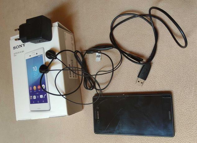Sony Xperia aqua m4 smartfon
