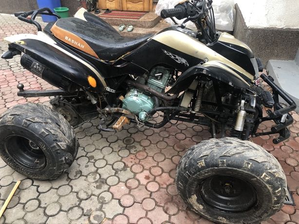 Квадроцикл Bashan 200