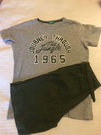 Vendo pijama rapaz,tamanho 10/11 anos,, Benetton