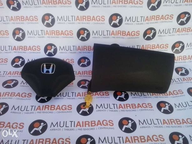 Airbags Honda Civic Type R