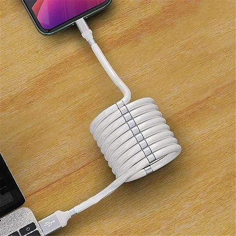 Кабель Micro USB с магнитами магнитный кабель Микро Юсб