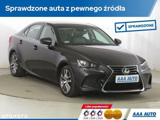 Lexus IS 200t, Salon Polska, Serwis ASO, Automat, Skóra, Navi, Klimatronic,