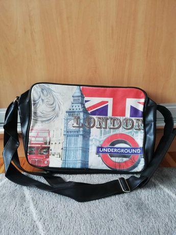 Duża torba Londyn