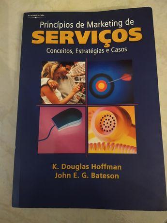 Livro Princípios de Marketing de Serviços