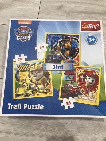 Puzzle 3 w 1 psi patrol