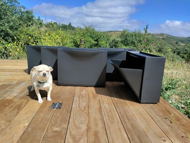 Sapateiras IKEA Trones preta (reservadas)