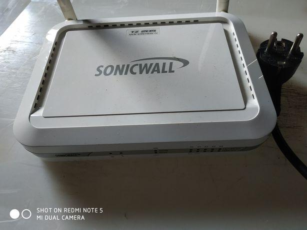 Router Firewall SONICWALL TZ 205 Wireless-N