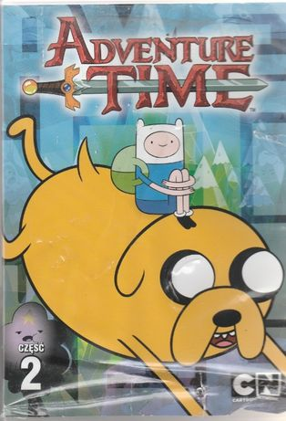 Adventure Time DVD
