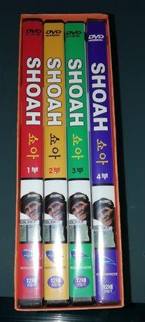 Shoah 4 DVD's