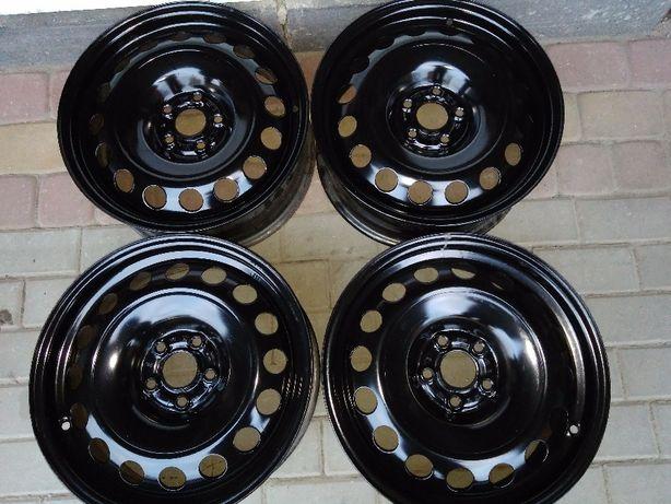 16 5x100 - 6,5Jx16H2-Vw,Audi,Skoda,Seat-po renowacji