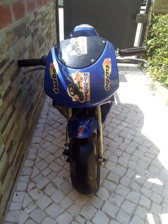 Mini moto Usada .