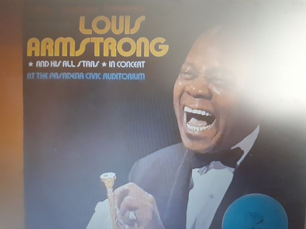 Louis Armstrong  - album dwuplytowy.