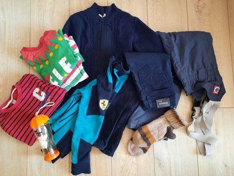 Реглан, брюки, штаны, кофта, пижама на мальчика 7-8 лет, на рост 128