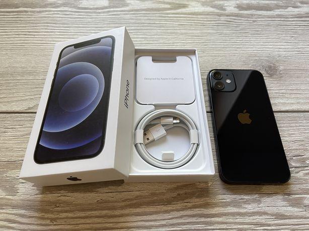 Apple iPhone 12 Mini 64 Gb Black Neverlock