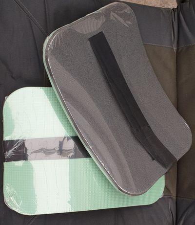Туристическая сидушка, каремат, коврик (2 слоя, толщина 15 мм)