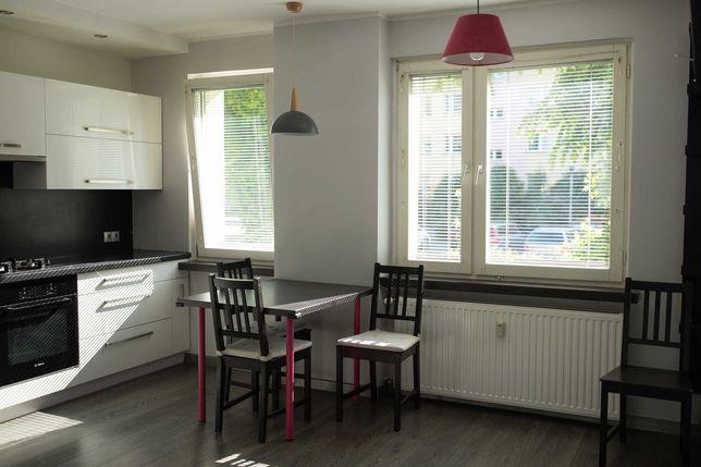 Wynajem mieszkanie 50 m2, Leszno, Bułgarska, parterowe