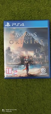 Sprzedam grę assassin's Creed origins