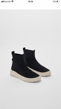 Кросівки носок Zara 28