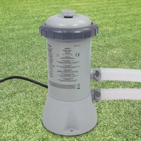 Картриджный фильтр насос 3785 л/ч для бассейна Intex