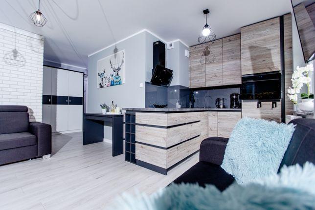 """Komfortowy apartament nad morzem BLUE SEA """"leśne tarasy"""" Dziwnówek"""