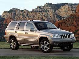 Разборка Jeep Grand Cherokee
