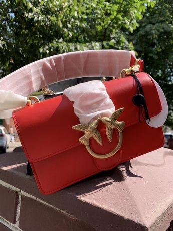 Продам сумку Pinko/ в фірмовій упаковці / повний комплект