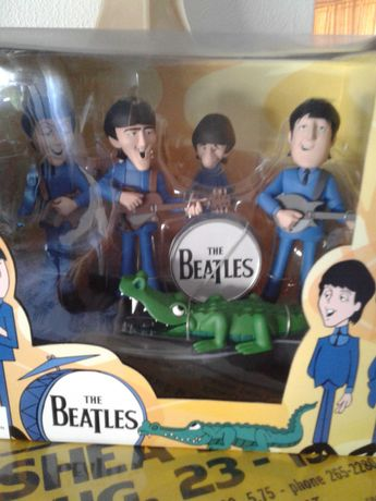 "Beatles  - Bonecos ""Cartoon"""