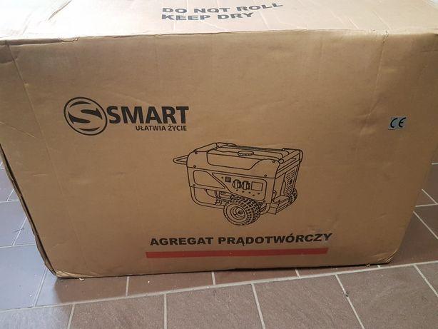 Agregat prądotwórczy Smart 5,0 KW SM-01-6500S3