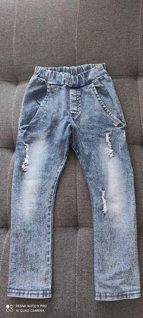 Spodnie all for kids r.104-110