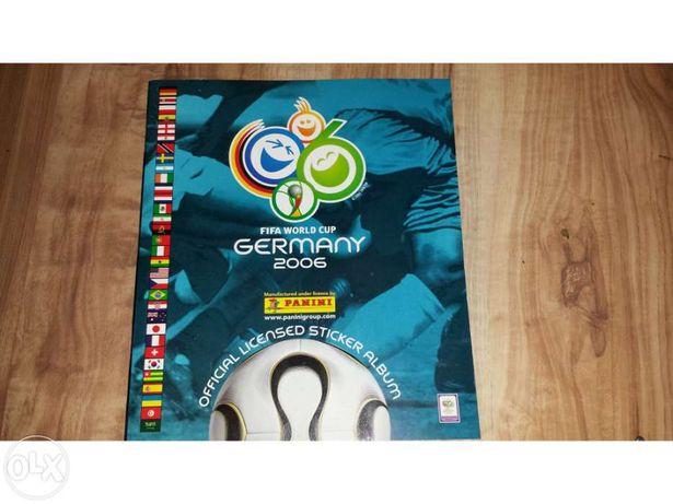 Cadernetas futebol varias