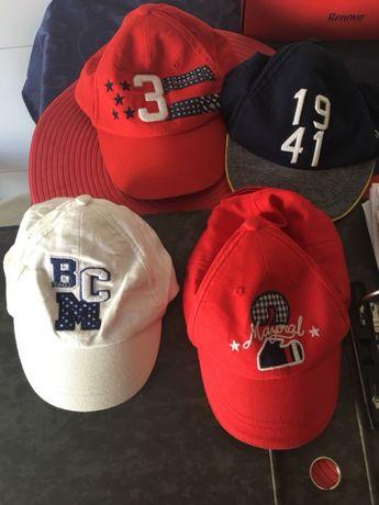 Vários chapéus