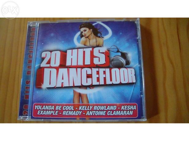 Cd 20 hits dancefloor
