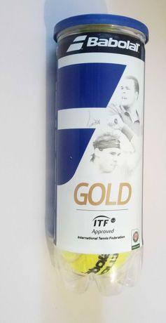 Теннисные мячи Babolat gold